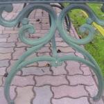 kerti padok asztalok székek öntése